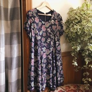 ALTAR'D STATE Paisley Perfection Dress